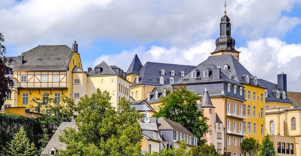 One of the best day trips from Brussels is to enchanting Luxembourg City