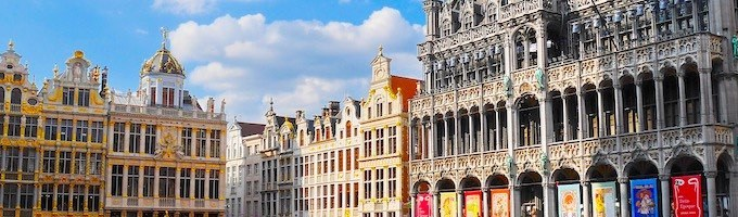15 Best day trips from Brussels by a local (+ map)