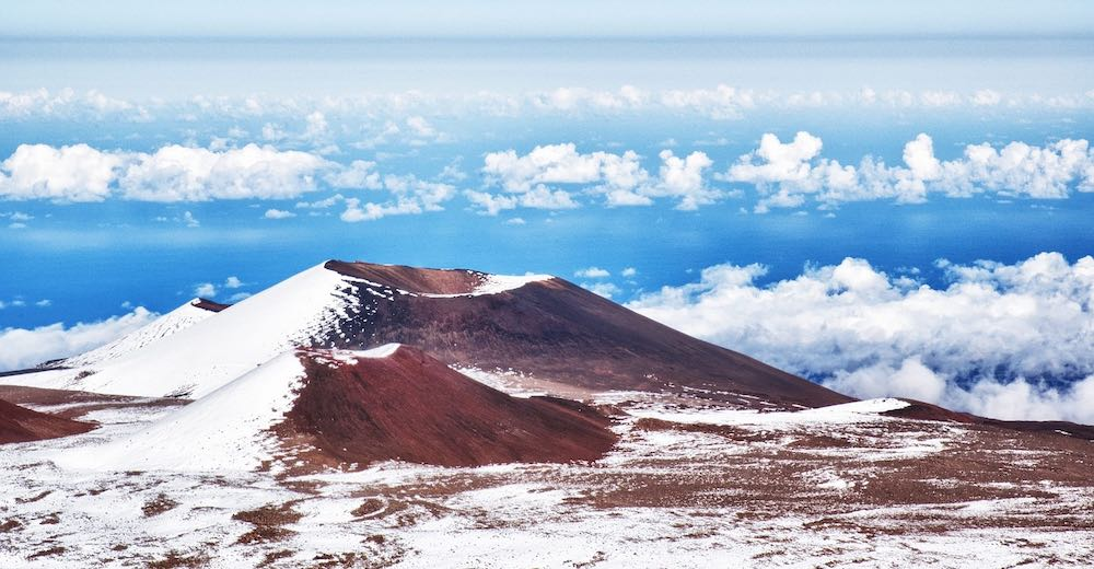 The Mauna Kea hike is one of the epic Big Island volcano hikes