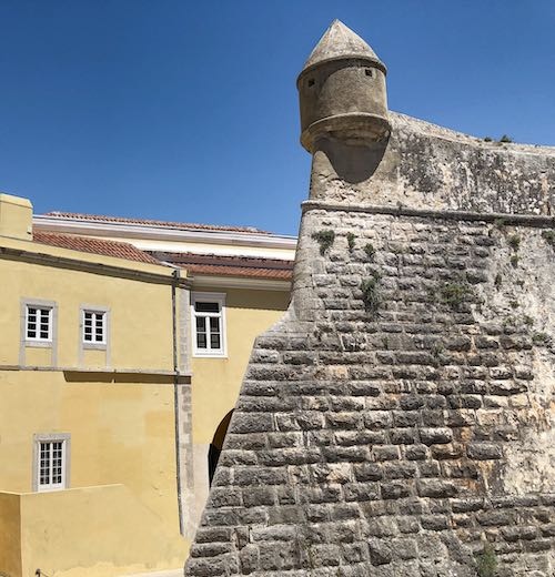 The Citadel of Cascais, one of the best cities in Portugal