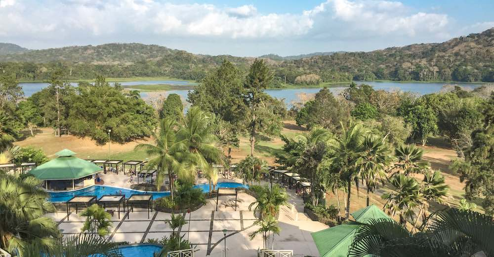 Gamboa Rainforest Resort is the starting point for many tours in the Soberania National Park, one of the most impressive things to see in Panama