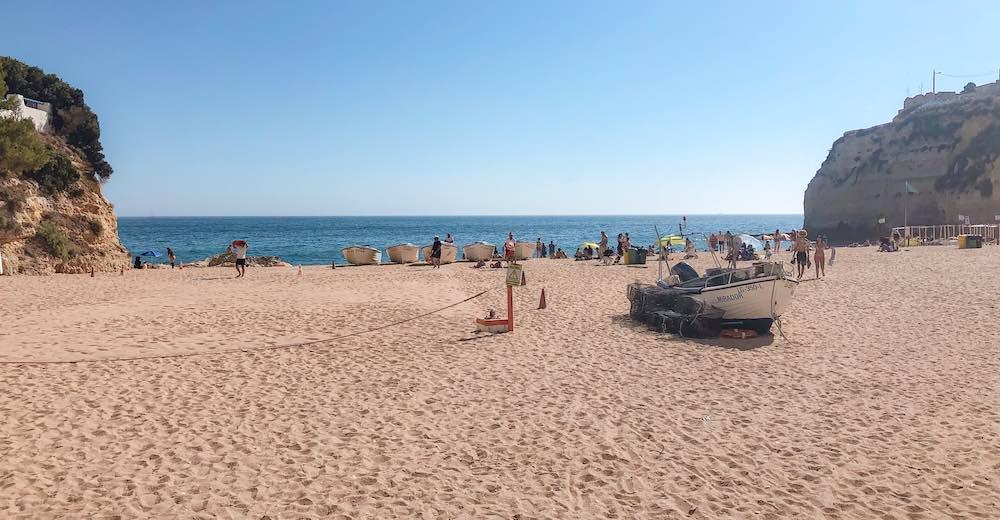 Praia do Carvoeiro or Carvoeiro beach