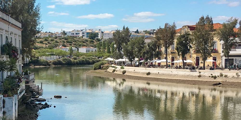 The Tavira area is the one of the best places to stay in Algarve for couples