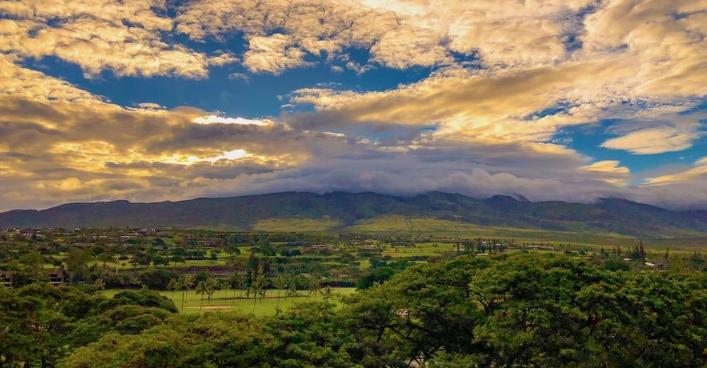 This beautiful dormant volcano on Maui is just one of many highlights on a Hawaii island hopping adventure