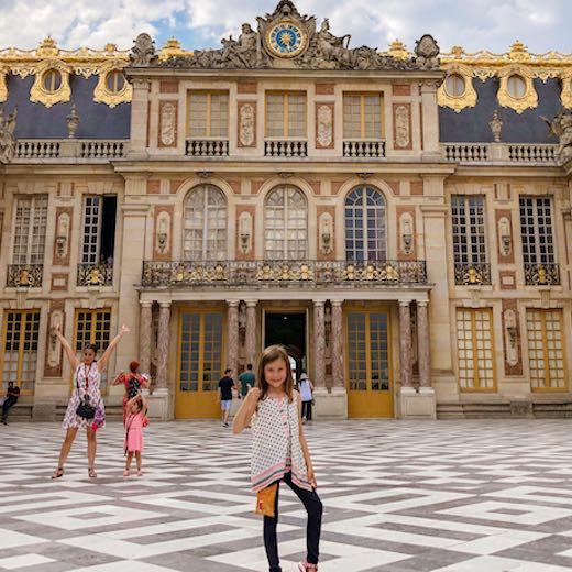 Visit Palace of Versailles France