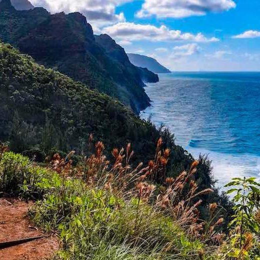 Best Hawaiian island for kids that love the outdoors is Kauai