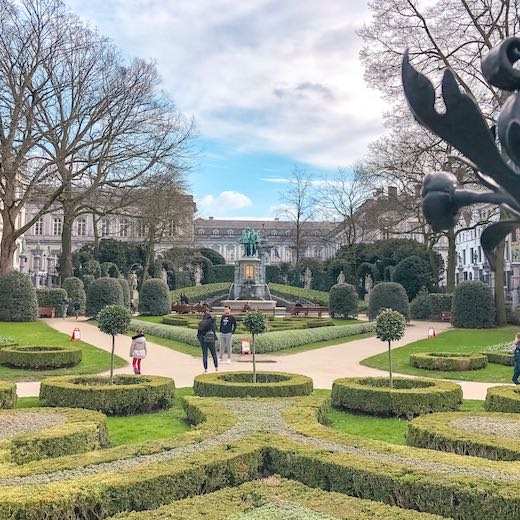 If you're wondering what to see in Brussels in one day then you should include a visit to the Petit Sablon