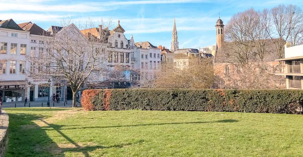 Visiting Brussels in 2 days instead of 1 leaves plenty of time to relax in one of the city's picturesque parks