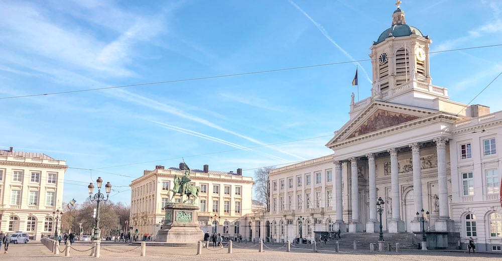 The Royal Quarter with its many museums is one of the places to see in Brussels in 1 day