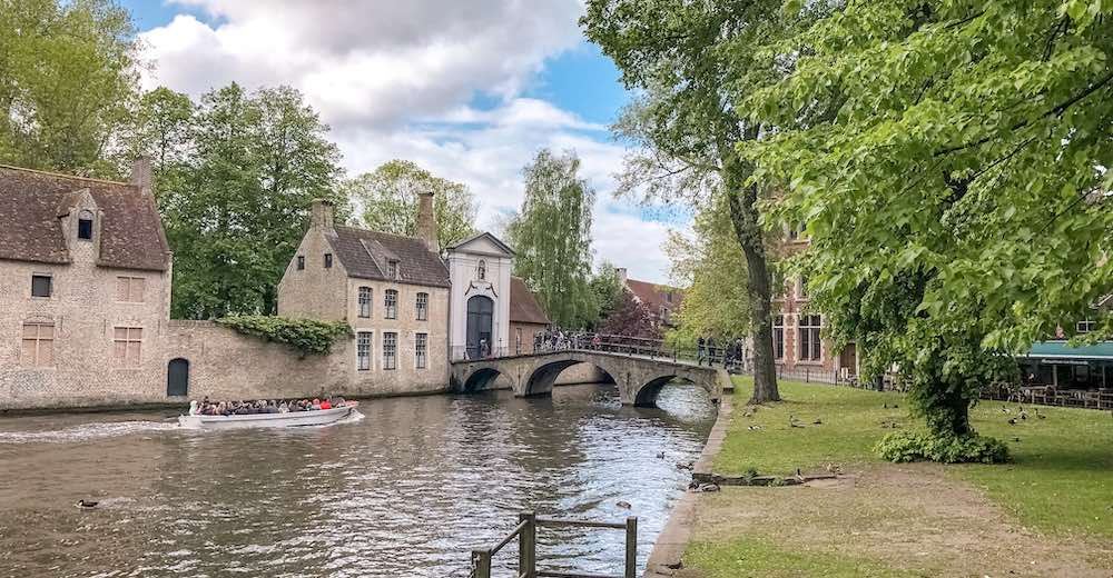 The Brussels to Bruges tours are popular options for a day trip Brussels
