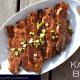 Kalbi Beef from Cosmopolitan Cornbread