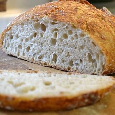 """No-Knead """"Ugly"""" Bread"""