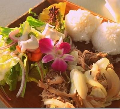 Kalua Pig –  Hawaiian Pork