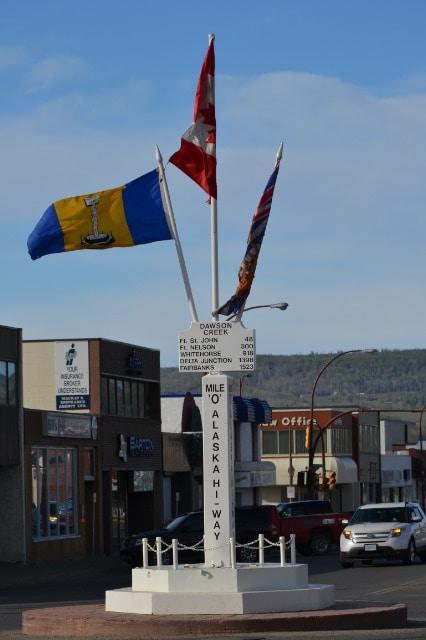 PCS 2013: Day 5   Dawson Creek, British Columbia
