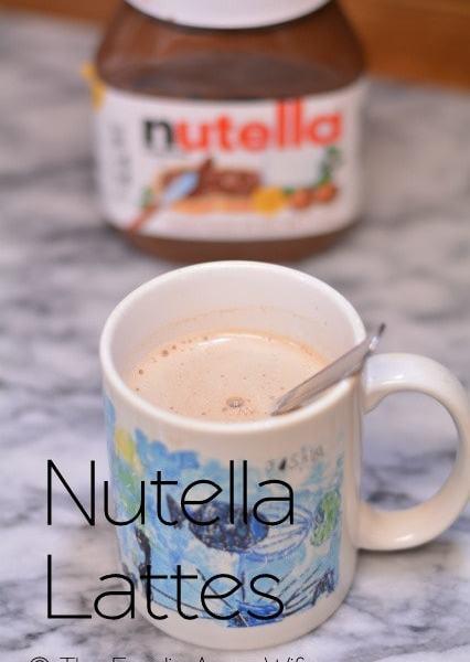 Nutella Lattes