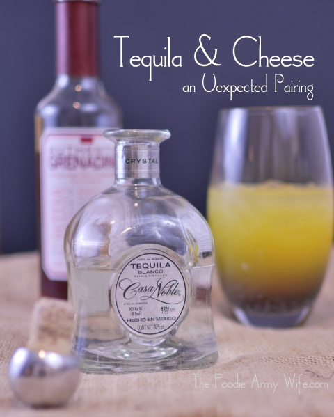 Tequila and Cheese – an Unexpected Pairing | #TequilaFromage
