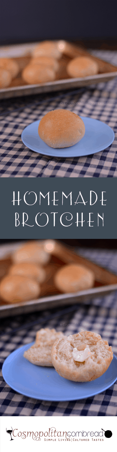 How to make Homemade Brotchen from Cosmopolitan Cornbread
