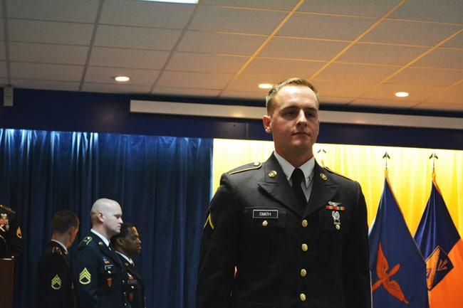 AIT Graduation at Fort Eustis, Virginia