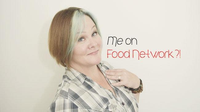 Me…On Food Network!?