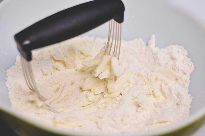 Sugar Cream Pie (Hoosier Pie) from Cosmopolitan COrnbread