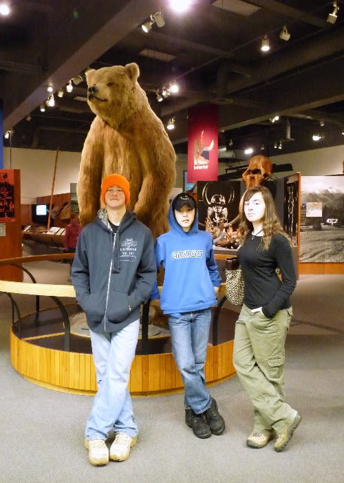 An Alaskan Field Trip