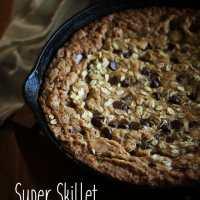 Super Skillet Cookie