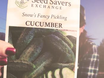 """A Seed Haul from the Gardne 