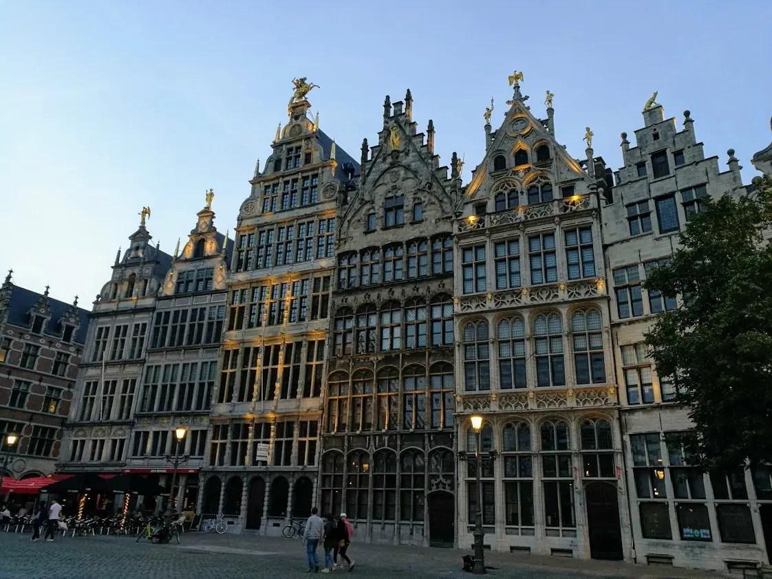 One-week conference in Antwerp