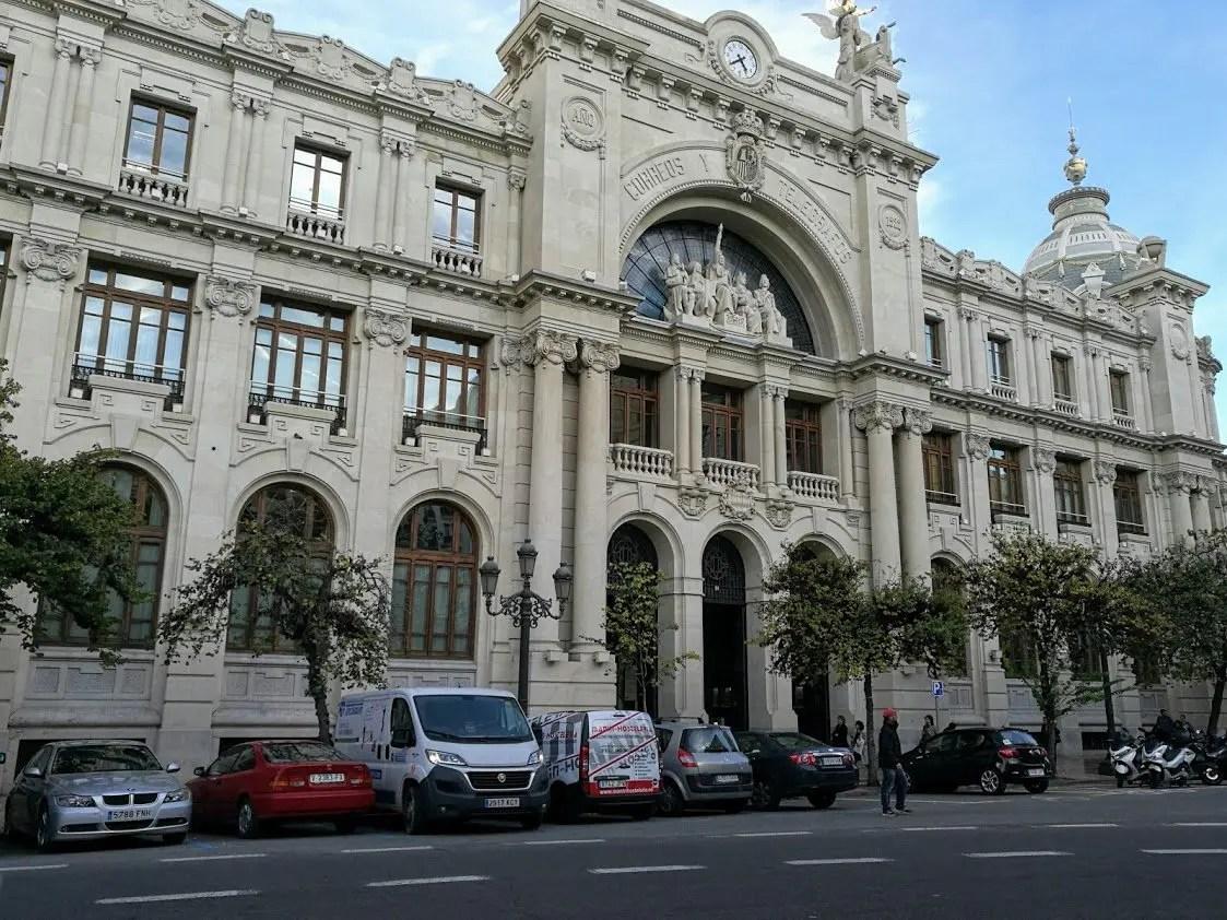 Three-day course in Valencia