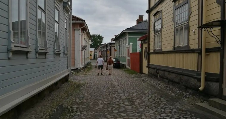 Two days in Rauma, old town and some museums – Rauma part 1