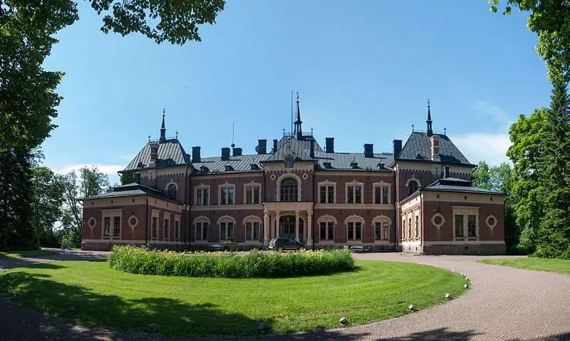 Manor houses in Uusimaa – part II