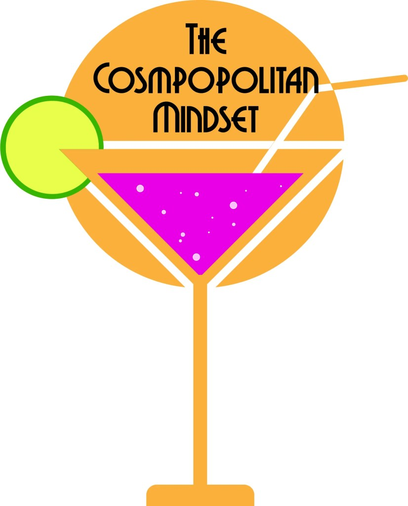 Logo of the Cosmopolitan Mindset - Subscribe now for extra content