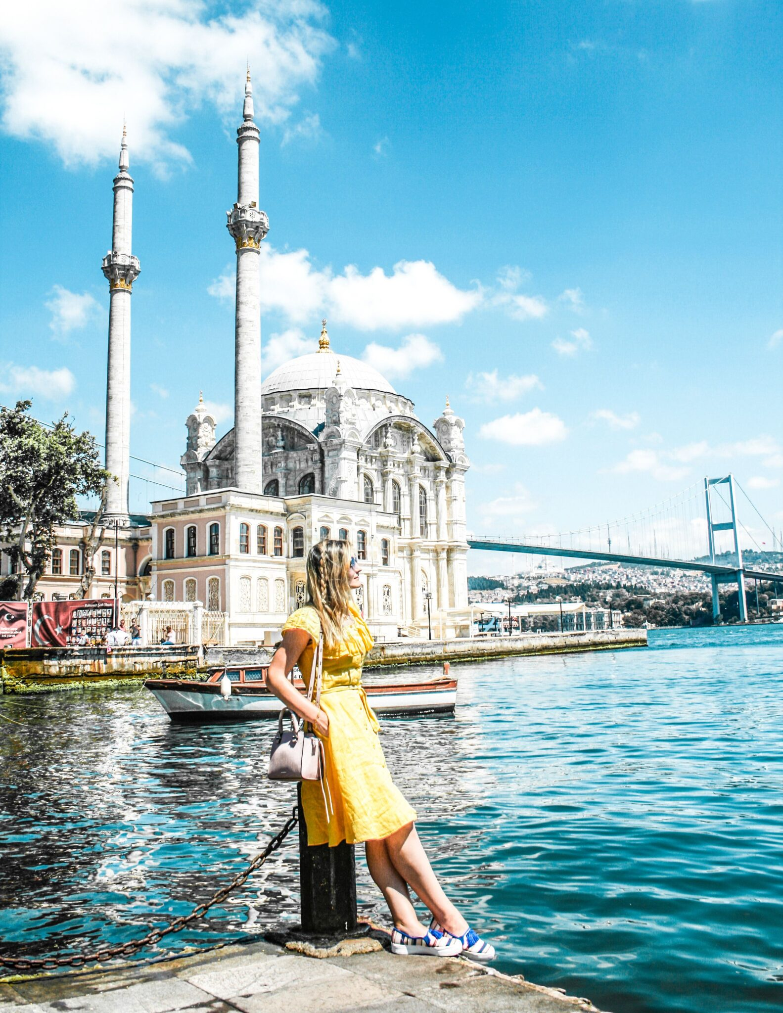 Istanbul outfits