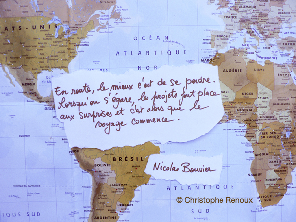 citations et dictons de voyage