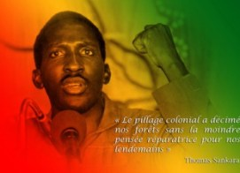 Le pillage colonial - Thomas Sankara