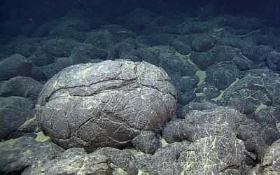 Evidence of Stacked Magma Chambers Found in Pacific