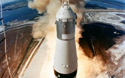 This Week in Rocket History: Apollo 11