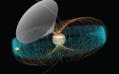 Juno Tunes Into Jupiter's Radio Transmissions
