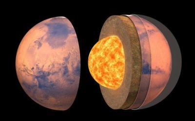 Marsquakes Reveal Planetary Core