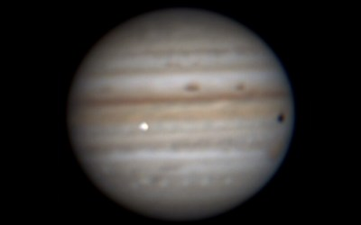 Astronomer Catches Potential Collision With Jupiter