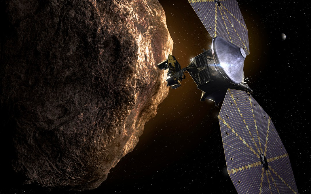 NASA's Lucy Mission Launch Window Opens October 16