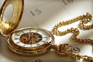 watch and calendar