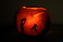 Fantastic Comet #ISON pumpkin from astrophotographer Will Gater. Credit: Will Gater