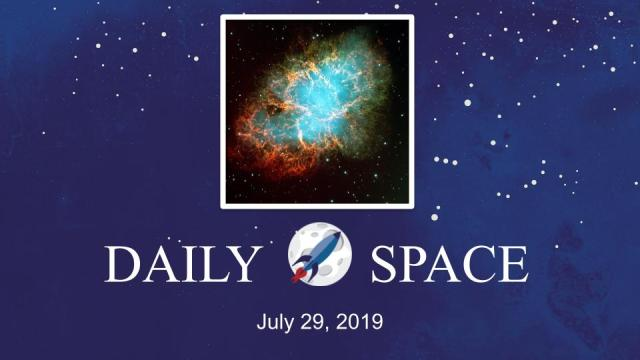 Daily Space 7/29/2019 | Citizen Science