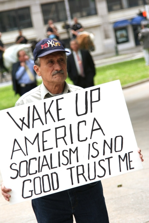 The Reality of Socialism | cosmoscon