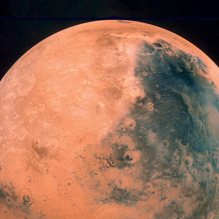 Why is Mars red? - Cosmos Magazine