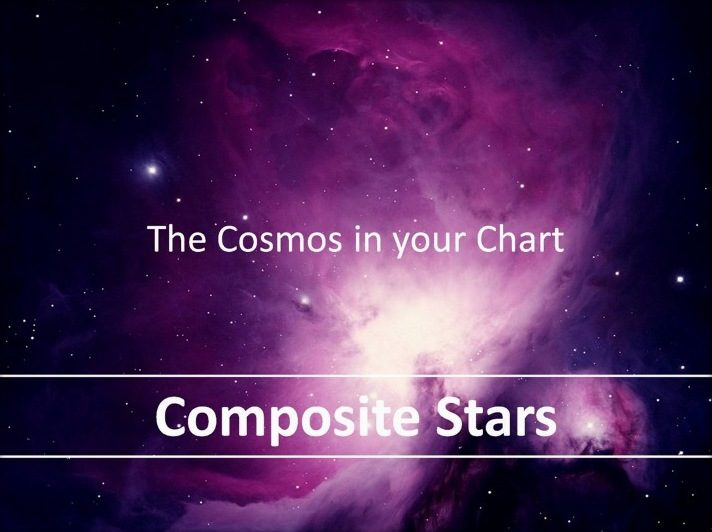 Composite Stars (Love & Relationships Reading)