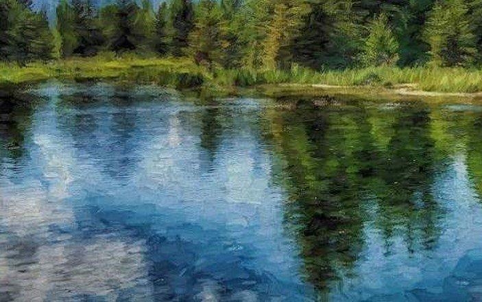 ΝΕΑ ΣΕΛΗΝΗ ΣΤΟ ΖΥΓΟ – 19 ΟΚΤΩΒΡΙΟΥ: Άνεμος ταράζει τα νερά της Λίμνης