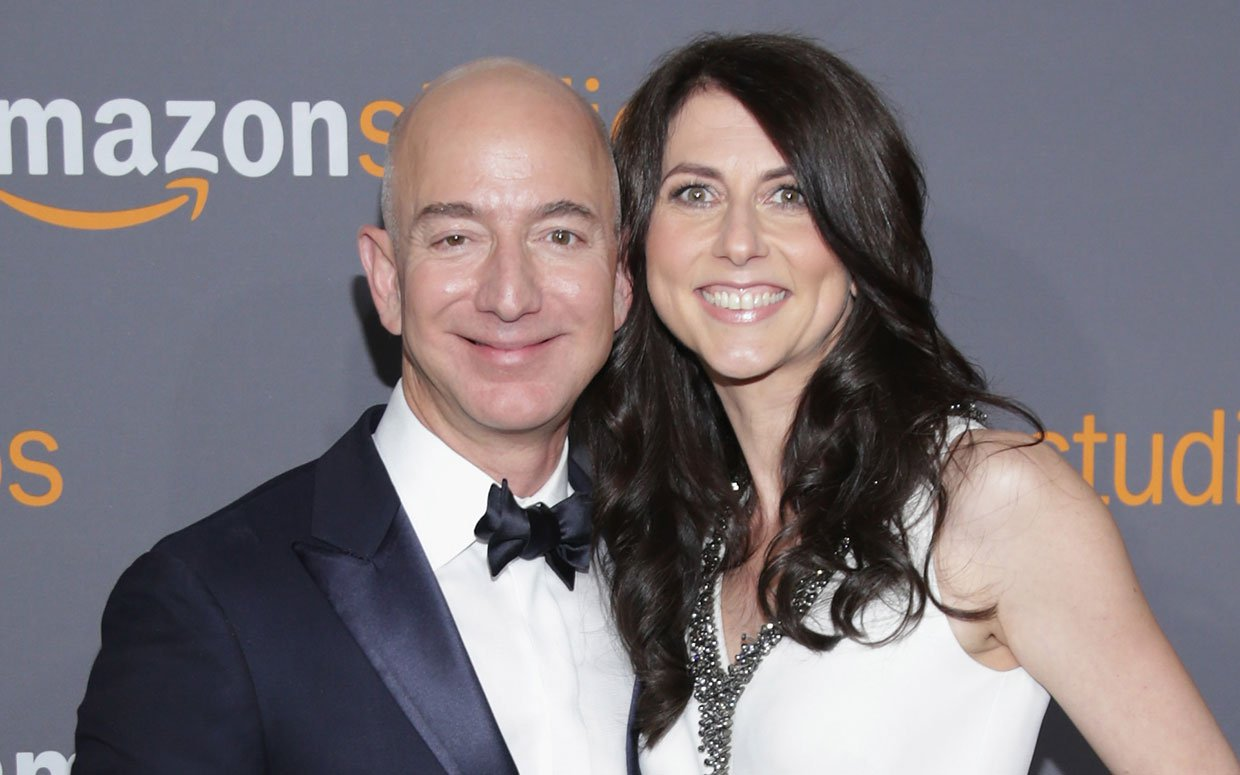 THE BEZOS COUPLE DIVORCE ASTROLOGY