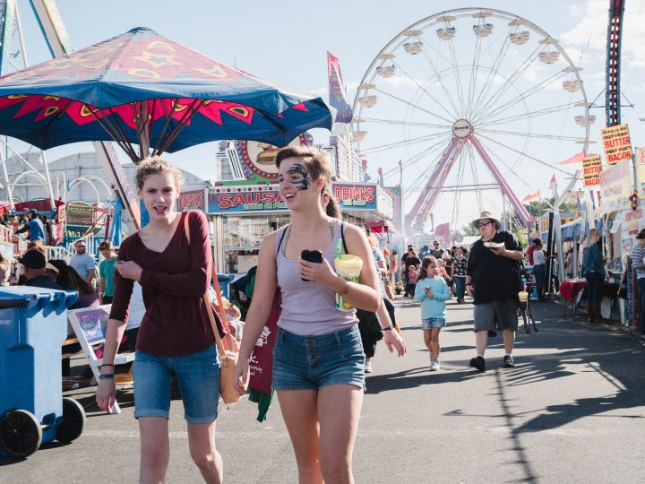 Olympus PEN-F – Virginia State Fair: Day Date with Amy